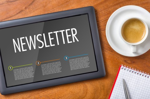 Specialty Resources Newsletter Announcement